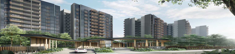 Ki Residences (Former Brookvale Park) - 61001116 Singapore